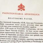 Indulgencia Plenaria Cofradías Penitenciales Vitoria 475 Aniversario
