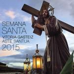 Cartel Semana Santa Vitoria-Gasteiz 2015