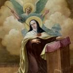 Santa Teresa Vitoria Diego Guerrero